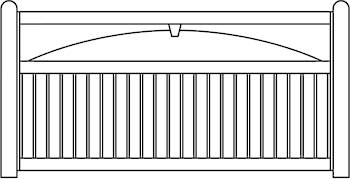 Fernley Fence Panels