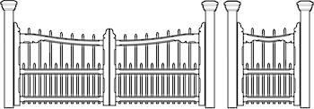 Bexley Wooden Gates Gates Heritage Group Ltd T A