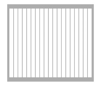 Kingston Fence Panels