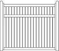 Canterbury/Milford Fence Panels