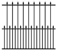 Tennessee/Louisville Fence Panels